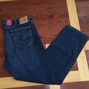 Levi's 505 Regular Fit Jeans 40x32 NWT